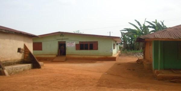 RENOVATED HOUSE WHERE ADEBOYE WAS BORN IN IFEWARA