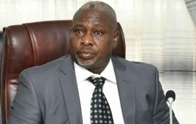 Simon Achuba, Kogi state Deputy Governor [Photo: Vanguard News]