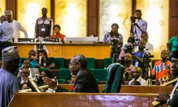 Speaker Femi Gbajabiamila