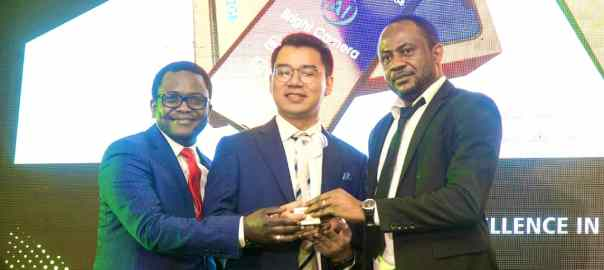 TECNO WINS AITTA Phone Award (1)