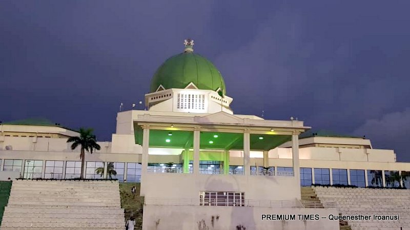 SENATE: National Assembly {NASS}