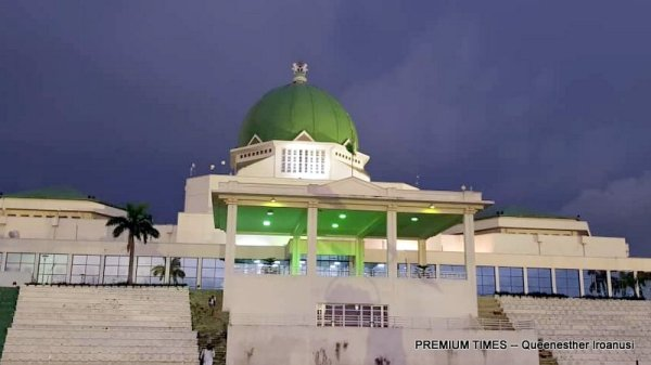 SENATE: National Assembly {NASS}