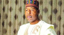 Governor of Borno State, Babagana Zulum