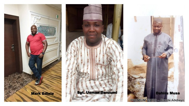 Police operatives murdered by soldiers in Taraba