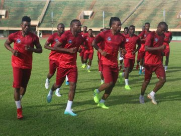 Enyimba in Burkina Faso for CAF