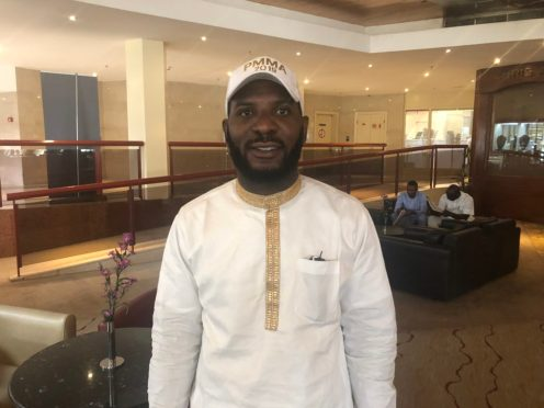 Mustapha Audu, son to late Prince Abubakar Audu and Kogi State governorship aspirant.