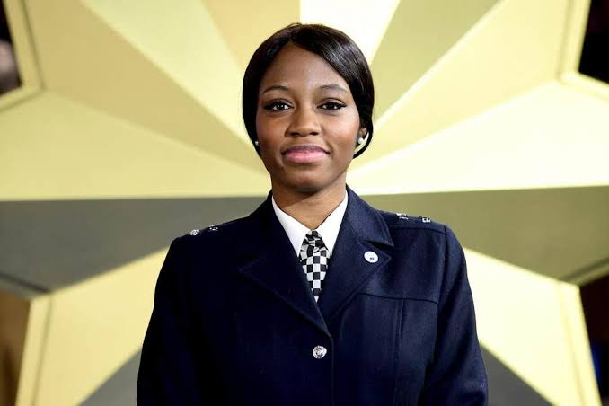 Photo caption: Met Police officer Khafi Kareem is appearing on the Nigerian version on Big Brother (PA Wire/PA Images)