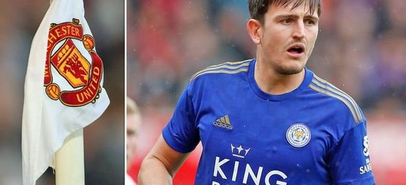 Harry Maguire [Photo: Daily Express]