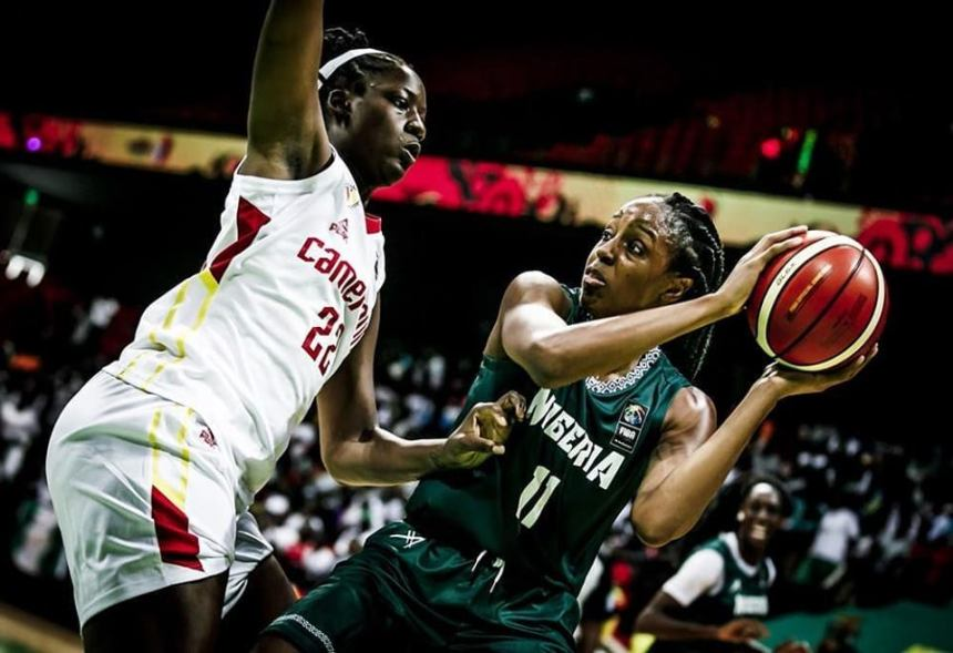 NIG VS CAM [Photo Credit: FIBA.com]