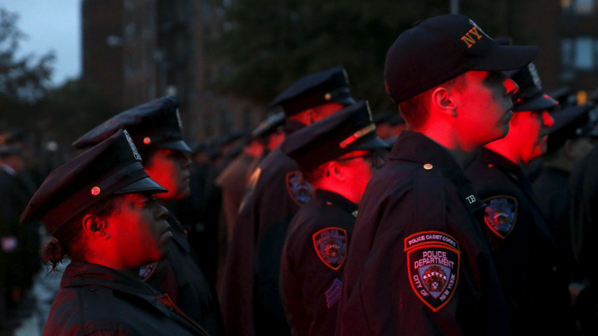 NYPD officer shoots self 24 hours after colleague committed suicide