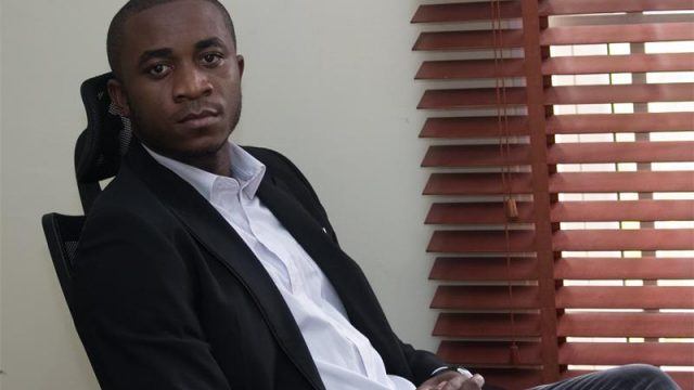 Obinwanne Okeke, a Nigerian 'businessman' who was recently arrested for alleged $11 million fraud.