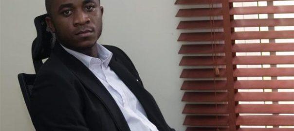 Obinwanne Okeke, a Nigerian 'businessman' who was recently arrested for alleged $11 million fraud.
