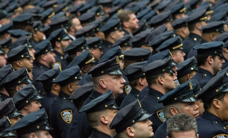 NYPD loses 8th officer to suicide in two months