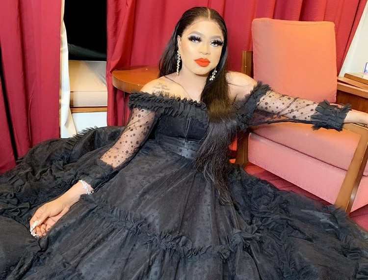popular cross-dresser, Bobrisky