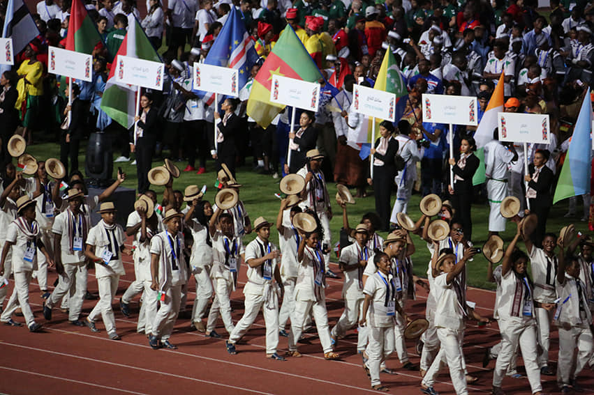 2019 African Games begins in Morocco | Premium Times Nigeria