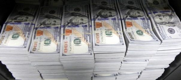 Seized Cash