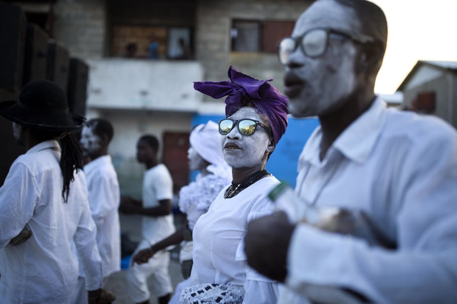 ...unlike many mainstream representations around magic and rituals, scholars have shown how Voodoo serves as a form of health care system by providing...