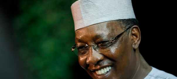 The government of President Idriss Deby in Chad blocked citizens' internet access for 16 months. [Photo: EPA-EFE/ABIR SULTAN]