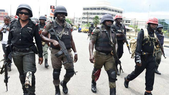 Niger State Police Command Apc Chairmen Nov Alhaji