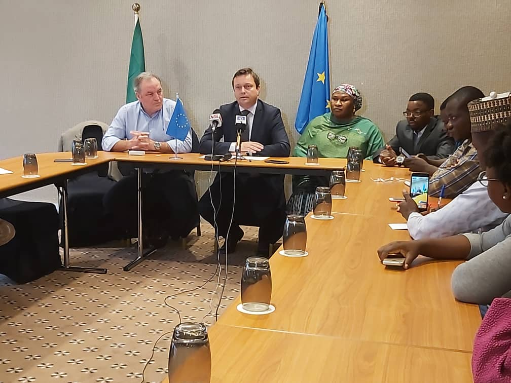 The European Union Delegation to Nigeria as well as the Economic Community of West African States (ECOWAS) has announced that 93 Nigerian students have been selected for this year's Erasmus+ 2020 scholarship. Amb.  Ketil Karlsen, Head of EU delegation said this on Tuesday at the virtual EU Erasmus scholarship orientation in Abuja.   He said […]