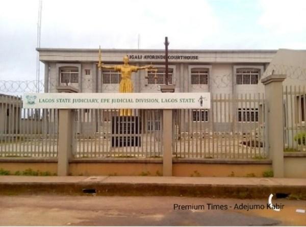Epe Judicial Division, Lagos