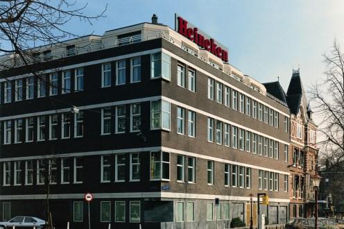 Heineken Head office Amsterdam [Photo: Heineken]
