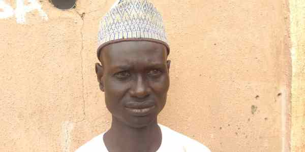 Father of rape victim Haruna Dauda, narrate son's ordeal seek intervention from concern citizens.