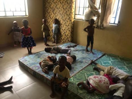 Children still at home