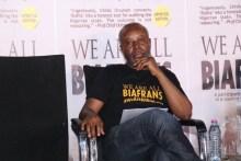 A Nigerian activist, Chido Onumah. [PHOTO CREDIT: Sahara Reporters]