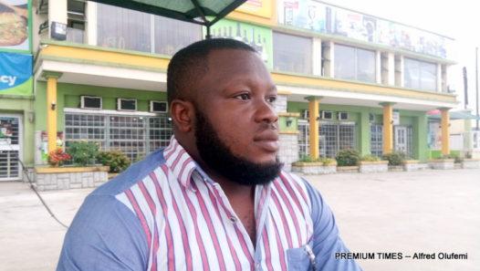 The human right activist, Mr Onyeugbo