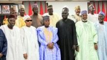 Defence minister meets Borno elders, vows to end incessant killing of soldiers