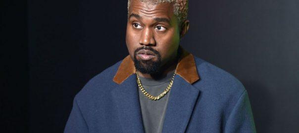 Kanye West [Photo: NME.com]