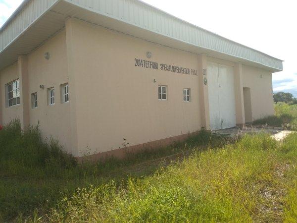 Lapidary workshop at Tafawa Balewa Centre