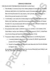 Documents indicting Obinwanne Okeke