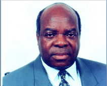 The former Secretary to the Government of the Federation (SSG), Ufot Ekaette. [PHOTO CREDIT: The News Nigeria]