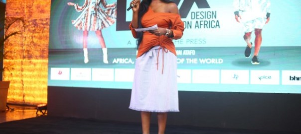 Idia Aisen speaking
