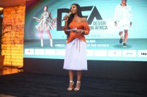 Idia Aisen speaking