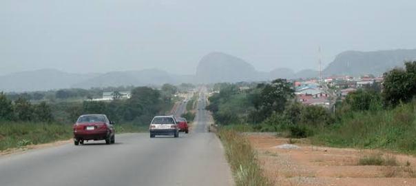 Lafia-Akwanga Road