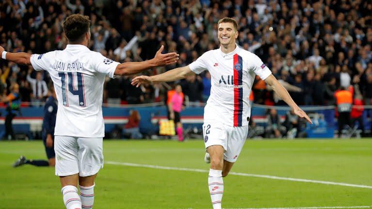 UCL Round-Up: PSG thrash Real Madrid, Man City and Bayern win big