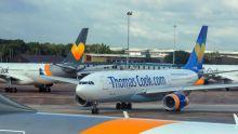 A Thomas Cook airplane [Photo: Sky News]