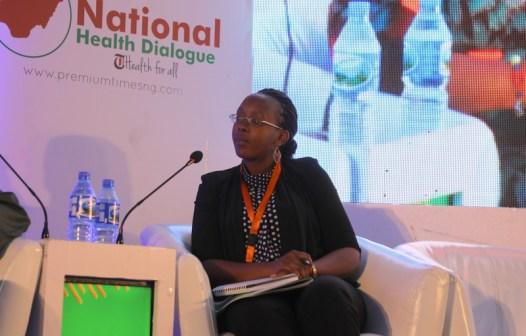 Dr. Beatrice Gatumia of Kenya