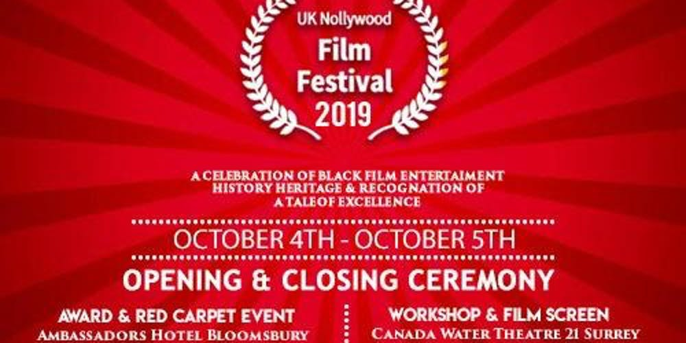 Six movies have been selected for honours at the final of the 2019 UK Nollywood Film Festival (UKNFF), organised by the UK Nollywood Producers Guild.