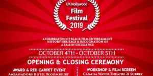 2019 UK Nollywood Film Festival