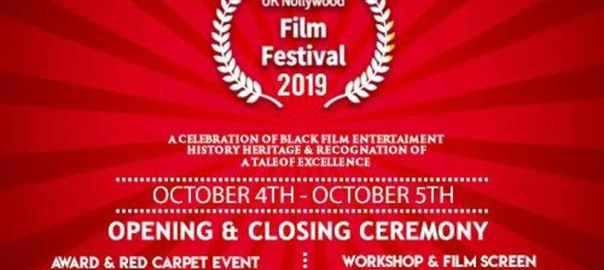 2019 UK Nollywood Film Festival