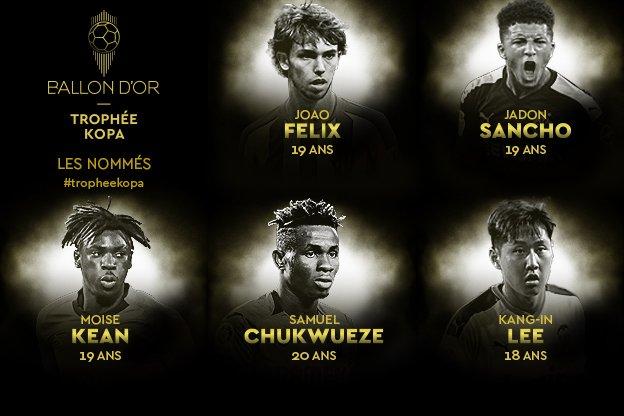 Chukwueze gets nomination for top international award