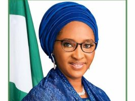 Minister of Finance Budget and National Planning, Zainab Ahmed