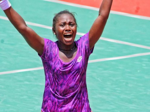 Lagos Open Women's Single Winner