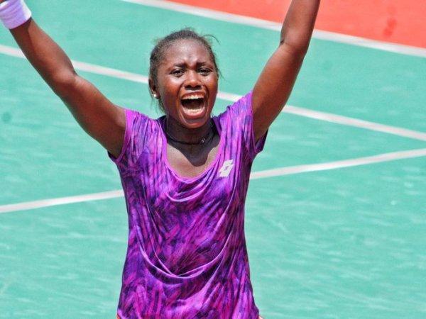 Lagos Open Women's Single Winner