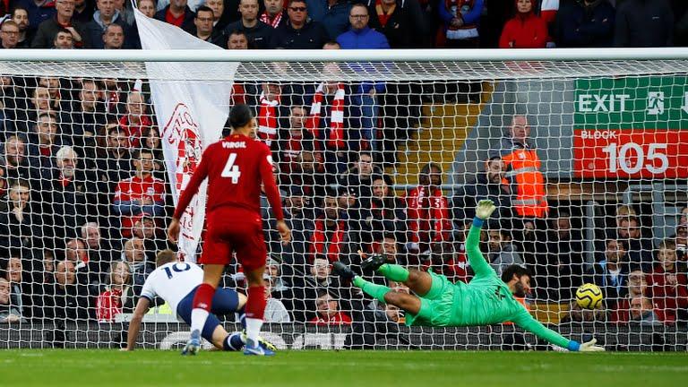 Liverpool Vs Tottenham (Photo: Reuters on google)