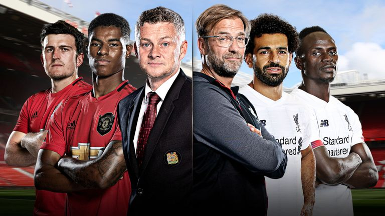 Manchester United vs Liverpool (LIVE UPDATES): Reds seek to extend perfect run at Old Trafford